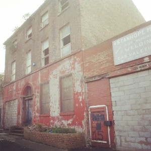 Abandoned Buildings Liverpool