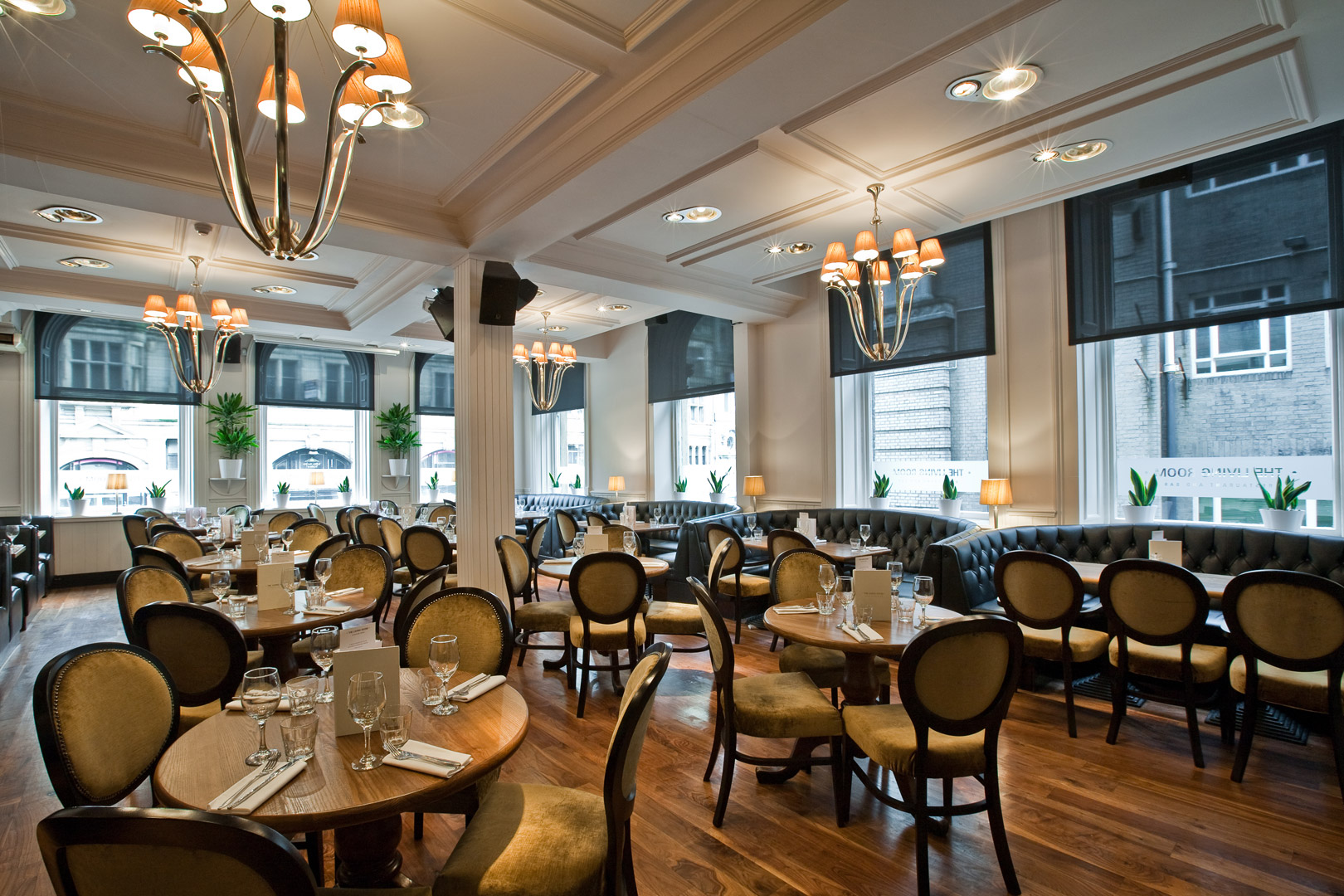 The Living Room Unveils New Autumn Winter Menu | Liverpool-