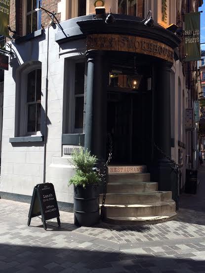 Button Street Smokehouse Liverpool