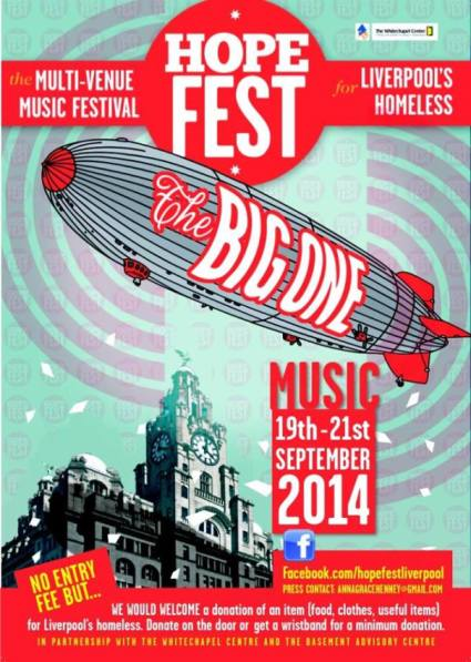 HOPE Fest Poster