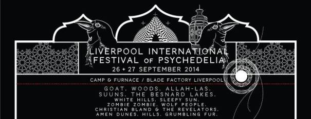 Liverpool International Psych Fest 2014