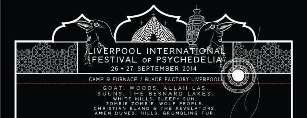 Liverpool International Psych Fest 2014