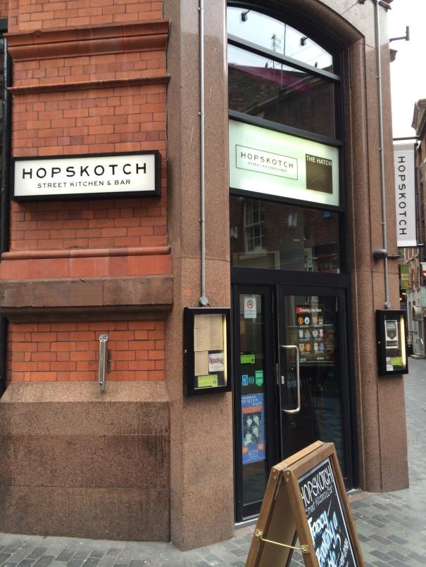 Hopskotch Kitchen & Bar Liverpool