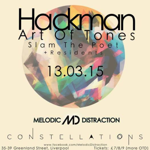 Melodic Distraction Constellations