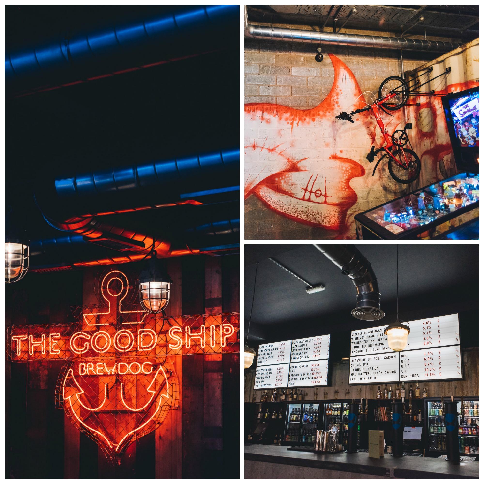 Brewdog Bar Liverpool