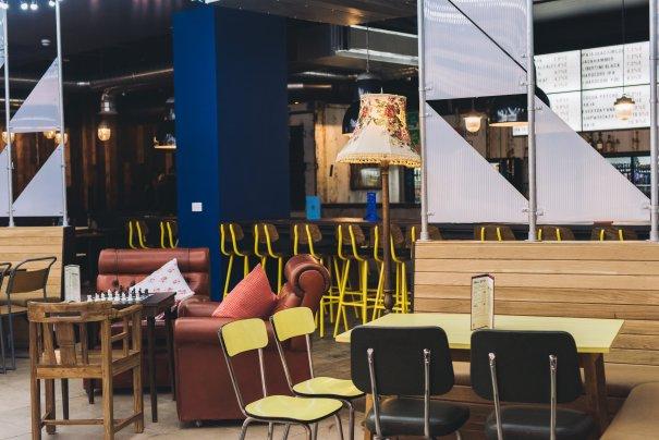 Brewdog Liverpool Interior