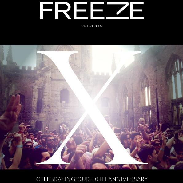 Club Freeze Liverpool