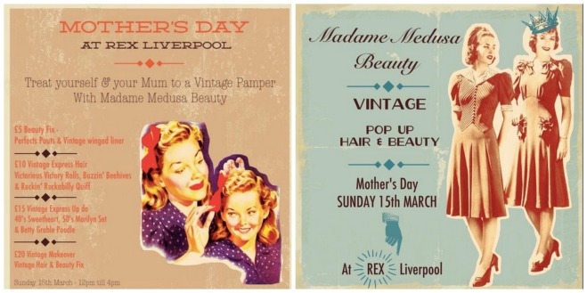 Rex Mothers Day Pamper