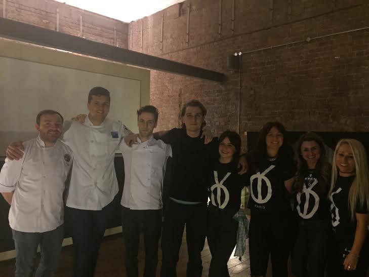 Secret Diners Club Team Liverpool