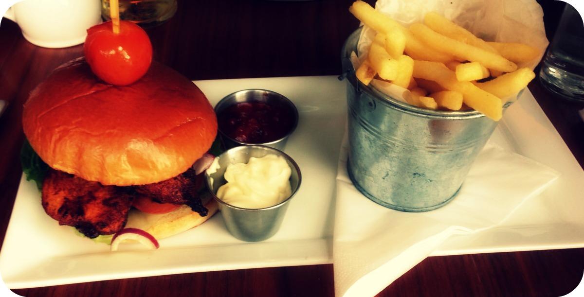 O'Connor's Burger